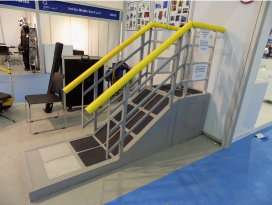 stand ramp
